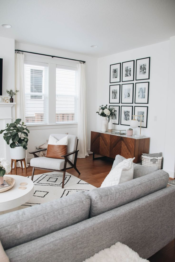 Living Room Reveal + Sources