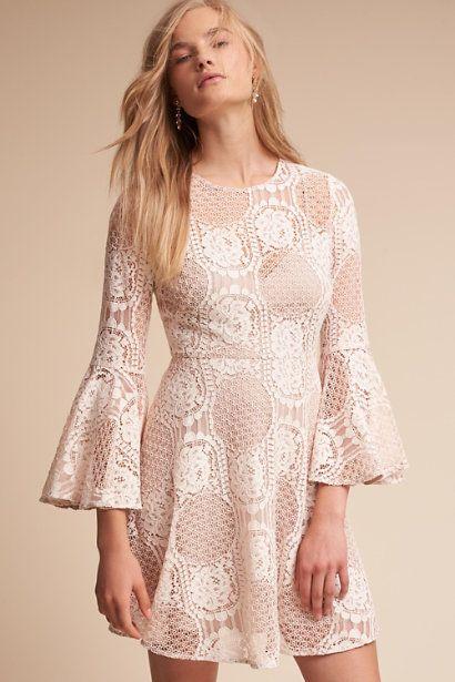 Ivory Russo Dress Bhldn