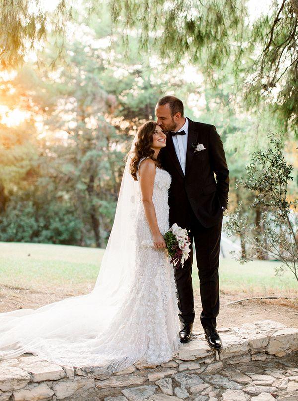 ec6d9b6d331e Elegant γάμος με λευκές