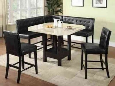 Fill The Empty Space with Corner Booth Kitchen Table · Contemporary StyleKitchen TablesDining ... & Fill The Empty Space with Corner Booth Kitchen Table   Ideas for the ...
