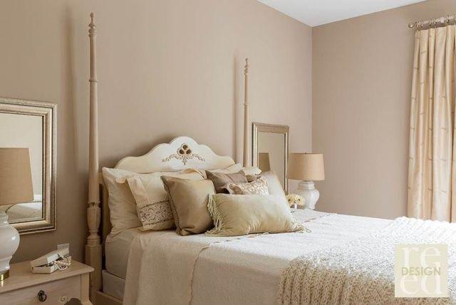 Dormitorio de color beige cosas pinterest - Dormitorio beige ...