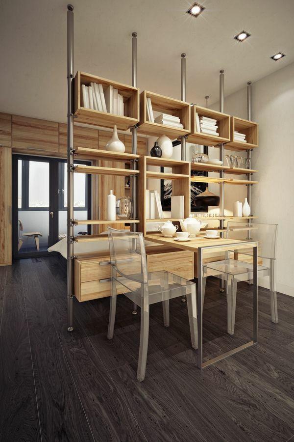 Einzimmerwohnung Stilvoll Einrichten