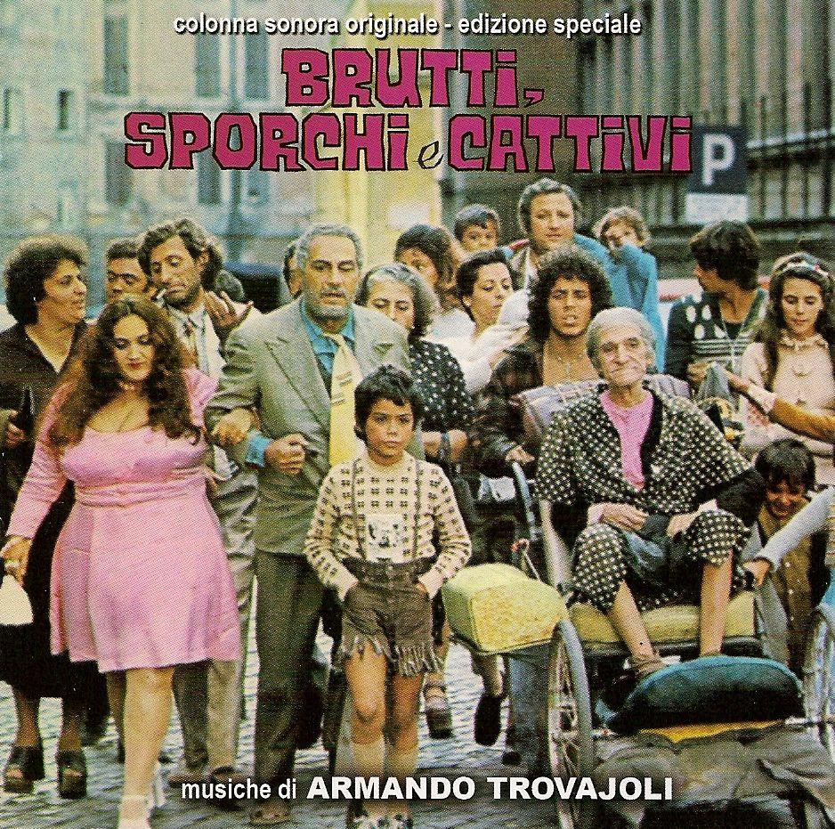 Brutti sporchi e cattivi Un film di Ettore Scola. Con Nino Manfredi ...