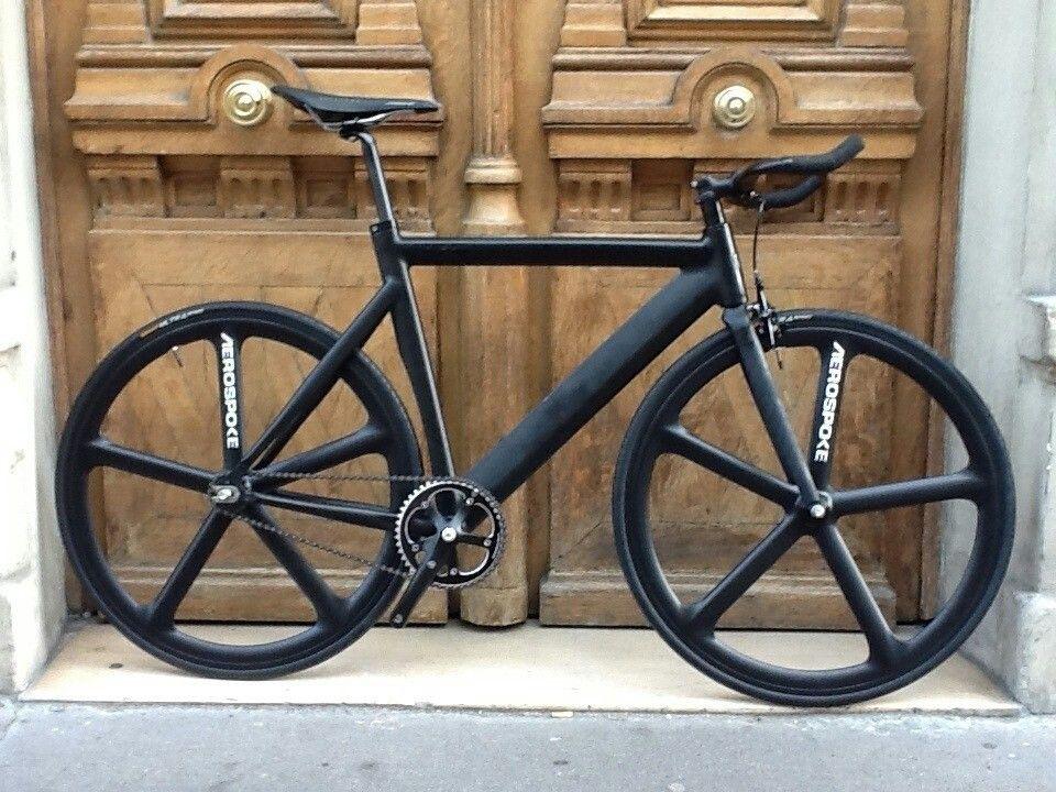 0cd3593d58b Leader 735 Matt black aerospoke wheels