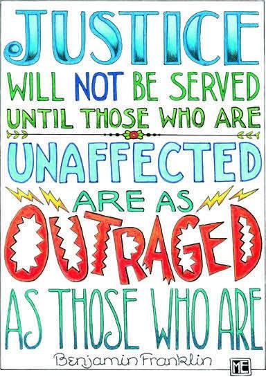 Mary Engelbreit Timeline Photos Social Justice Quotes Justice Quotes Inspirational Words