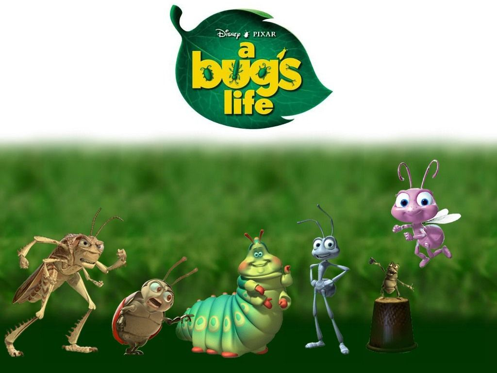 Are you looking for a bugs life cartoon wallpaper find