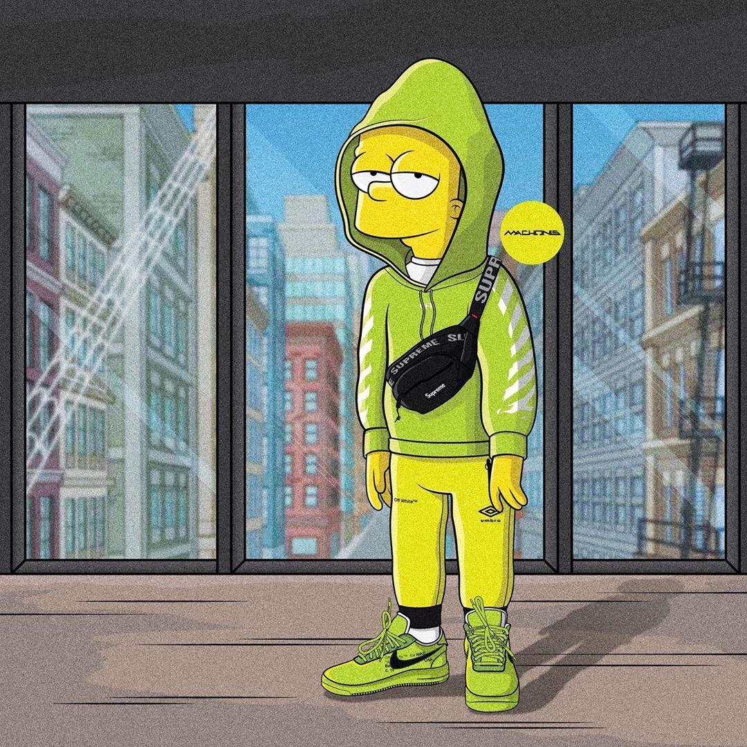 Pinterest: ADC   Bart simpson art, Simpsons art, Bart simpson
