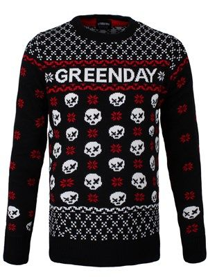 Green Day Christmas Sweater.Green Day Christmas Jumper In 2019 Cute Emo Pastel Goth