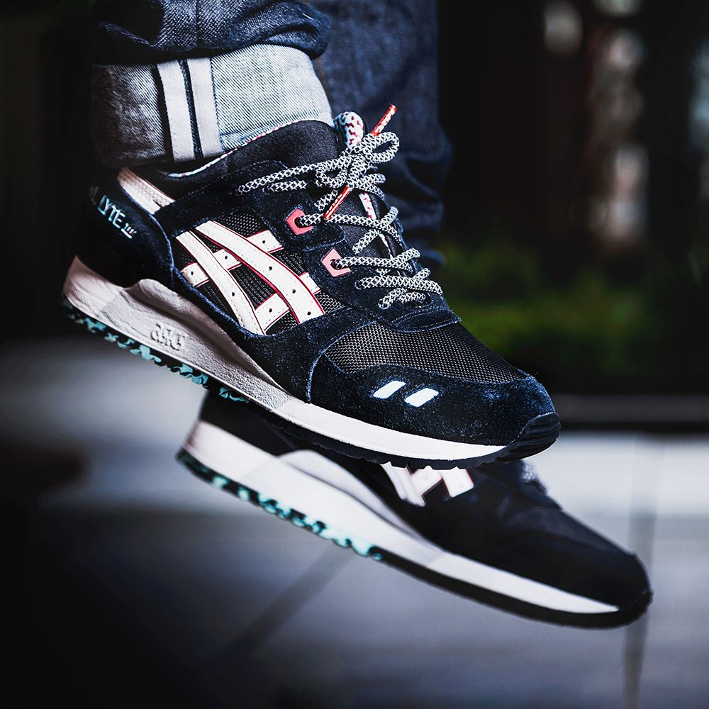 differently 732bf efe04 The Footasylum UK exclusive Asics Gel-Lyte III 25th ...