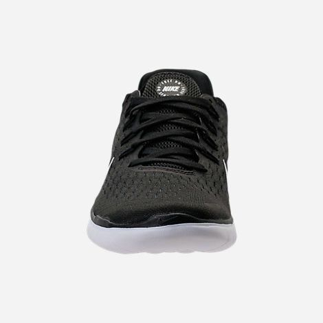 58b3e816c71 WONew Arrival MENS NIKE FREE RN 2018 RUNNING SHOES 942837 001 Black White