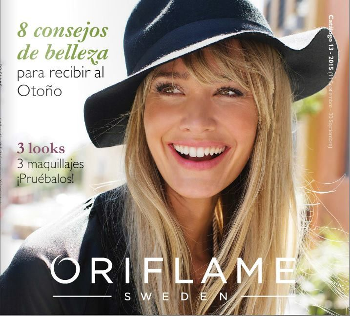 Catalogo Digital Oriflame C-13 2015 España