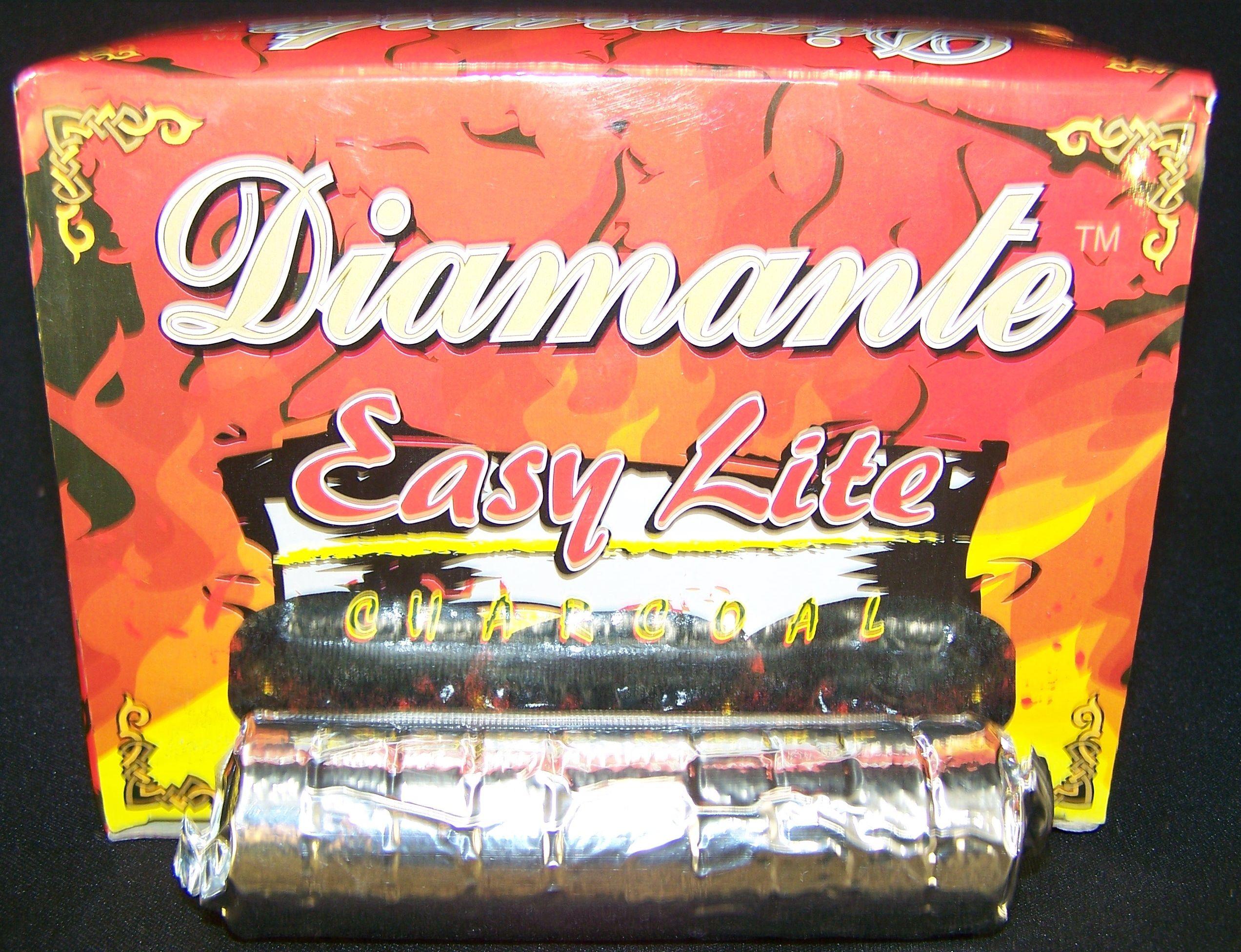 $ 2.30 Diamond Instant Lite Roll Coals