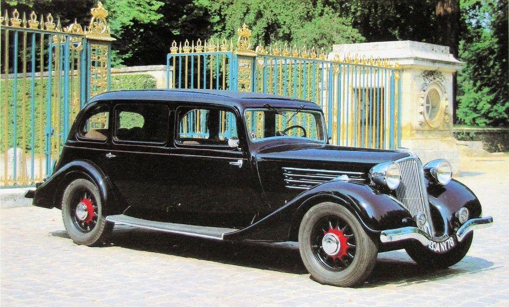 Renault Vivastella Limousine 8 places 1934. | RENAULT ALL TYPES ...