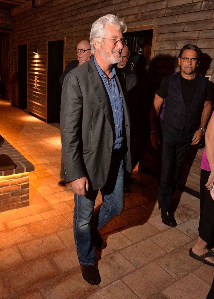 Richard Gere Photos: 'Ain't Them Bodies Saints' Afterparty in NYC