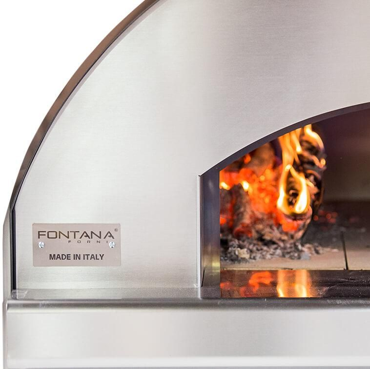 The Margherita Pizza Oven In 2020 Woodfired Pizza Oven Wood