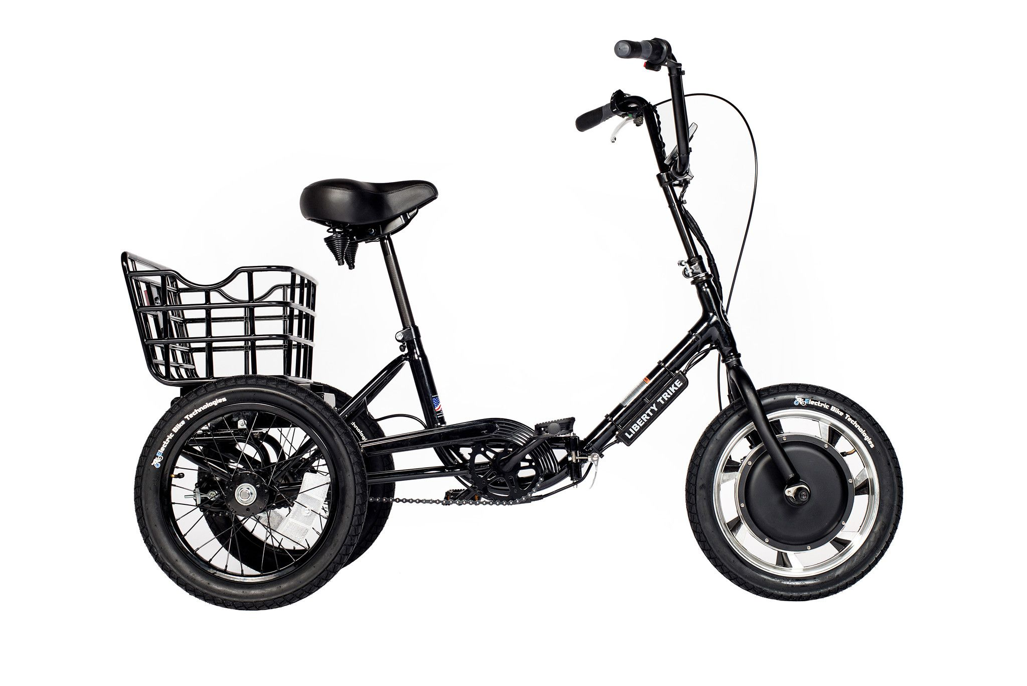 Three Wheel Motor Scooter