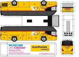cardboard post bus feeling crafty pinterest basteln. Black Bedroom Furniture Sets. Home Design Ideas