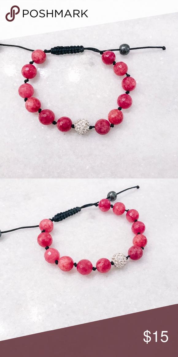 Healing Stone Bracelet Gorgeous