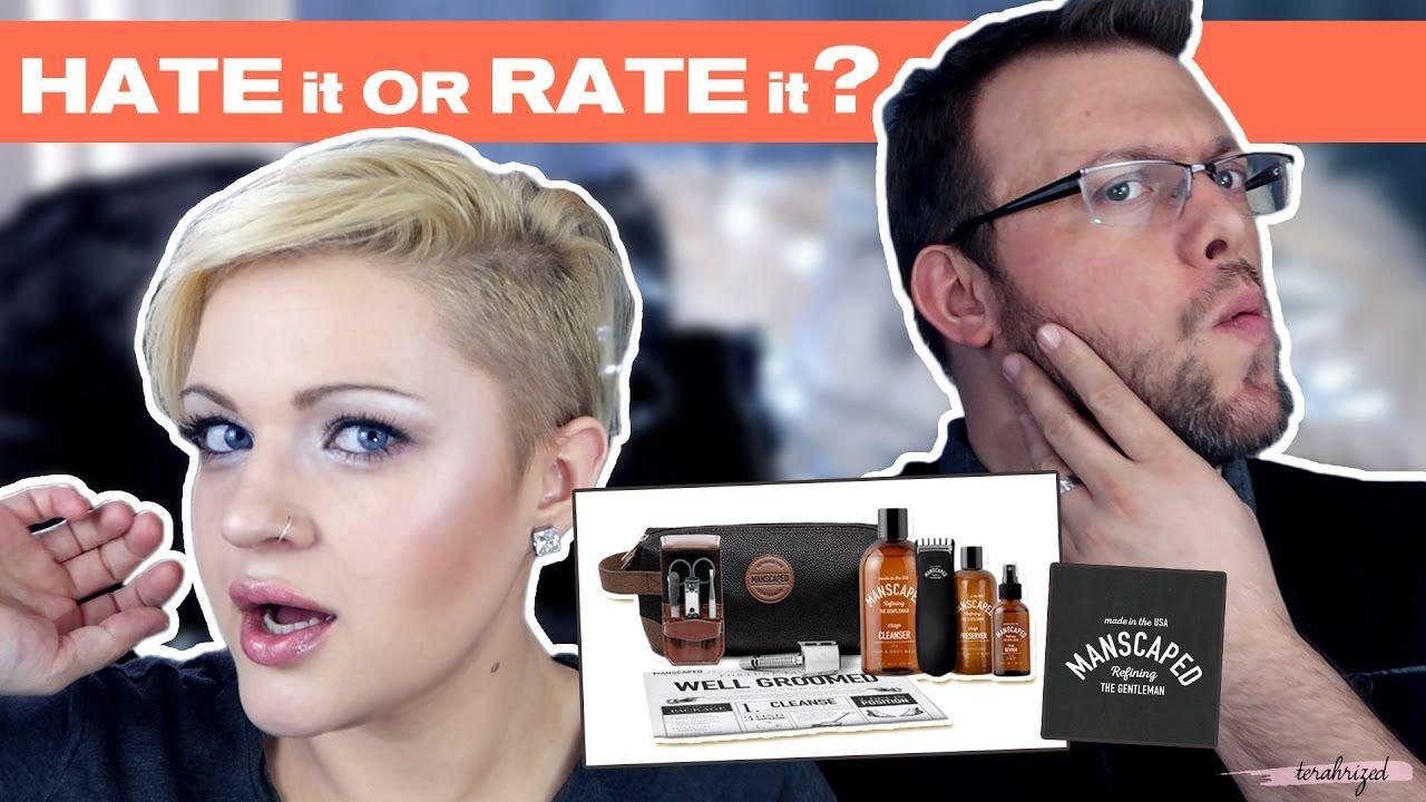 Pin on Men's Grooming Videos