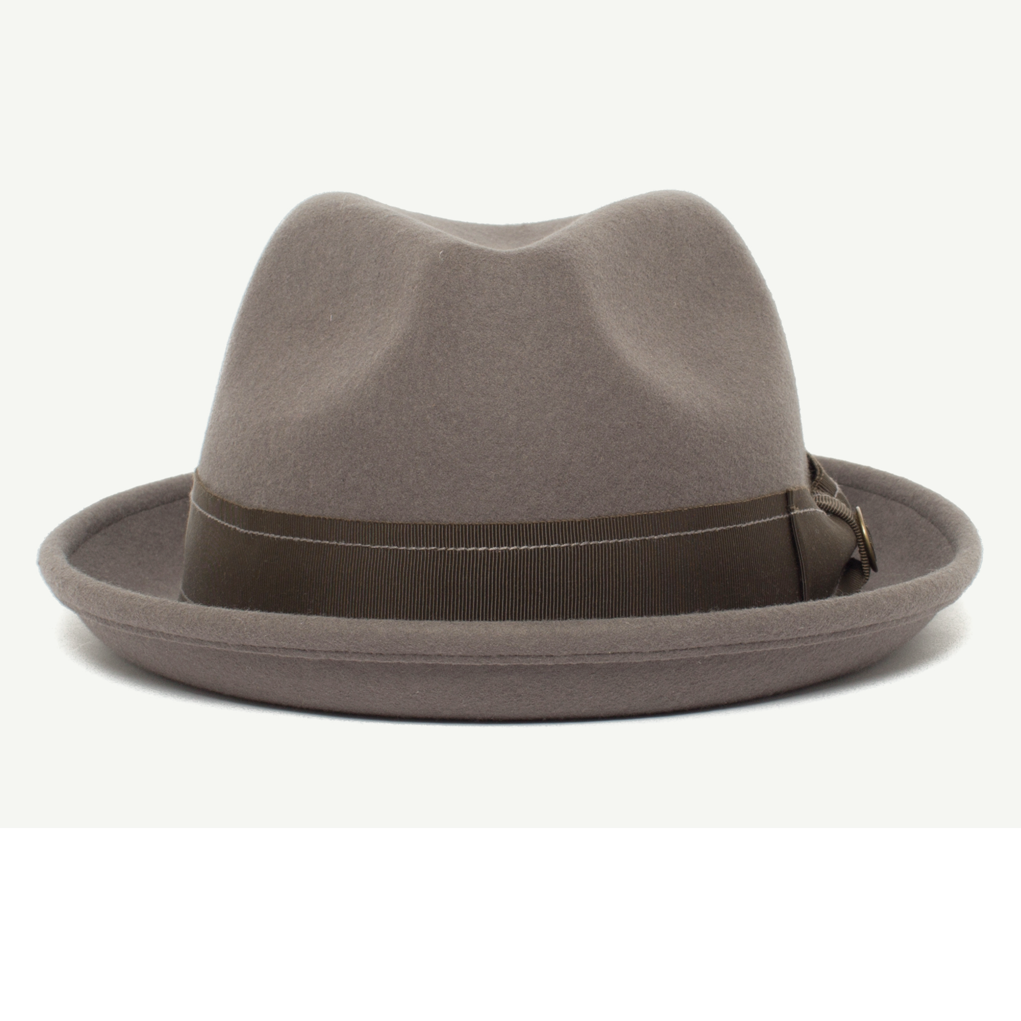 57d44d4a488bc The Event wool stingy brim fedora hat with 1 3 4