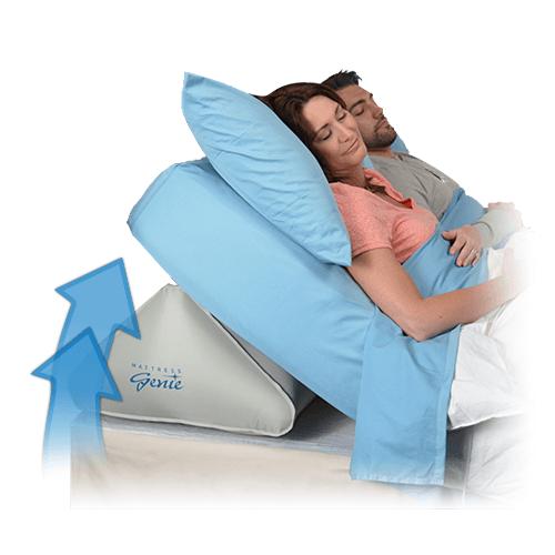 Mattress Genie Adjustable Bed Wedge System in 2020