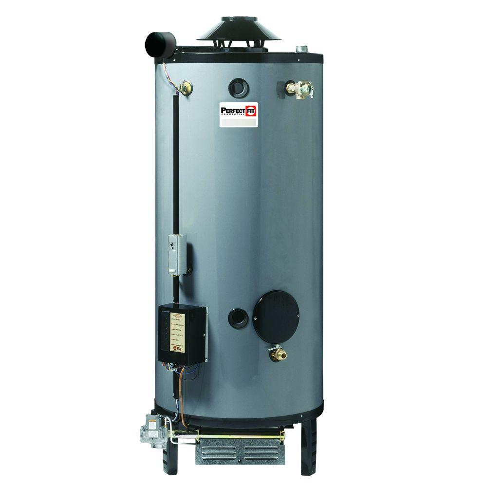 Perfect Fit 100 Gal 3 Year 199 900 Btu Ultra Low Nox Natural Gas Commercial Water Heater Water Heater Gas Water