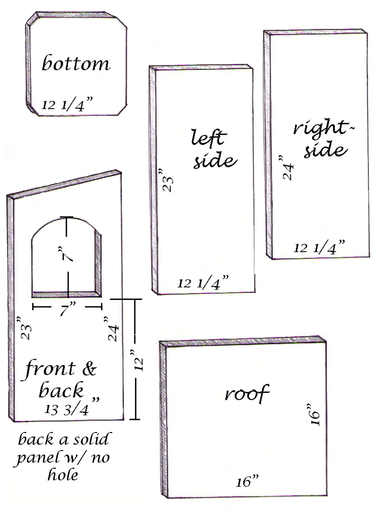 you searched for owl nest box plans