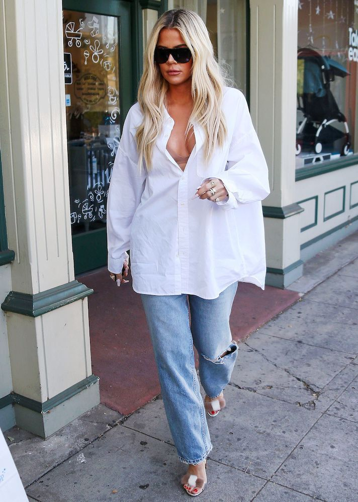 Khloe Kardashian's Easy Street Style Looks Are Ones You'll Want to Copy All Fall Long
