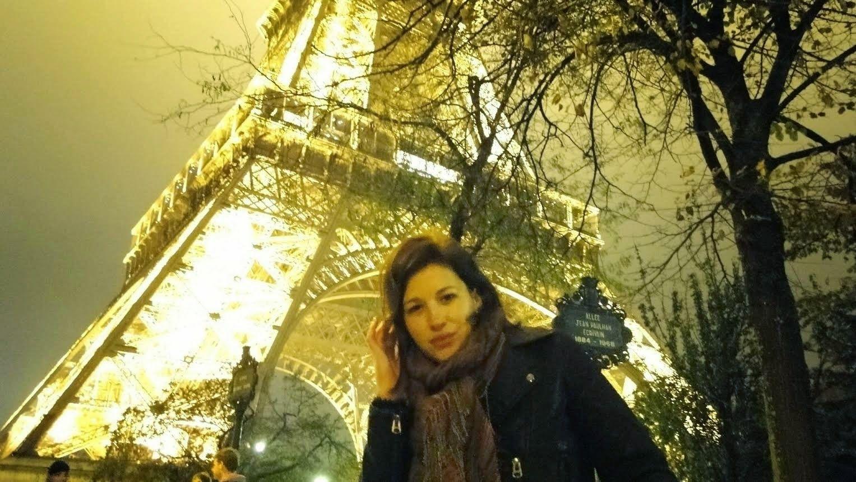 BLOG JAQUE GUSMAO: Minha viagem a Paris!