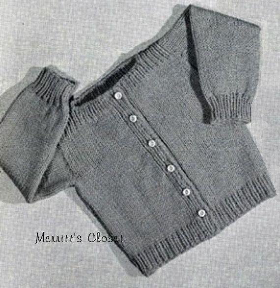 7c3c9656a Child s Cardigan Sweater