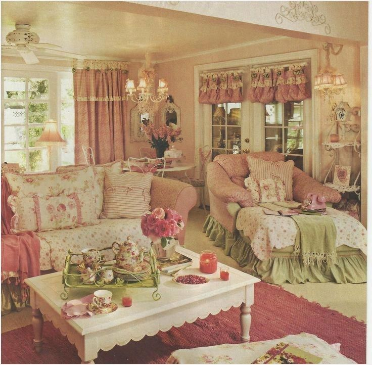 40 Cozy And Romantic Cottage Living Room 46 17 Best Images