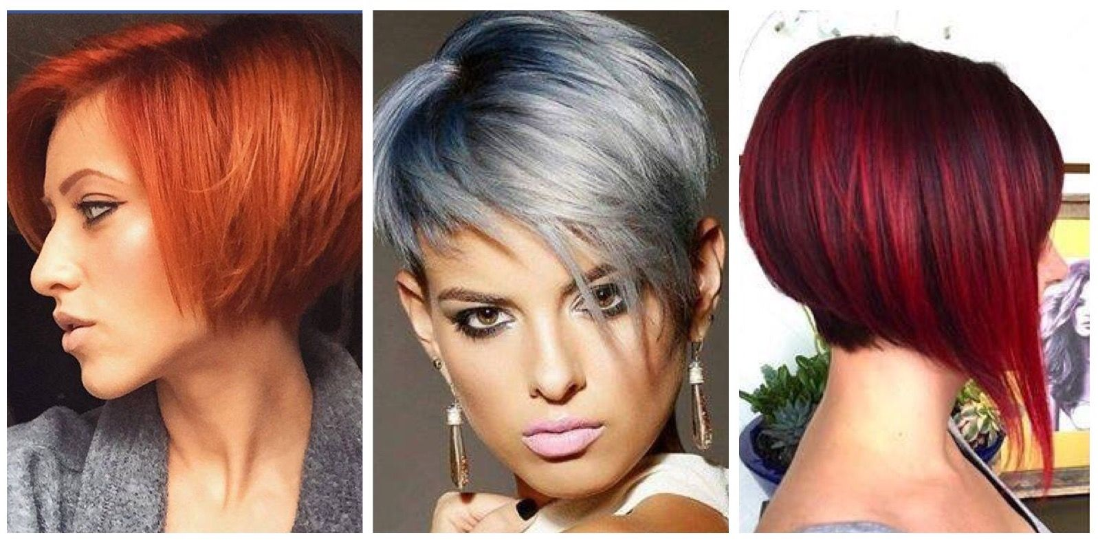 Wow u ce sont les plus belles coiffures courtes pour luautomne