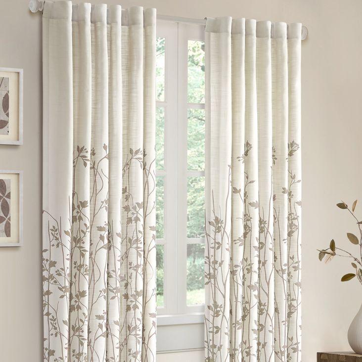 Tunisia Single Curtain Panel eric\u0027s house Pinterest Bedrooms
