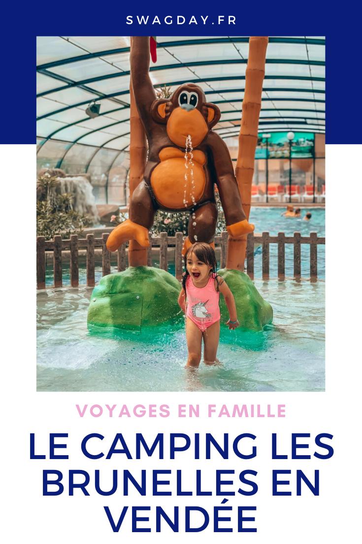 Le Camping Les Brunelles En Vendee Voyage En Famille On A Passe Une Semaine En Famille Dans Un Camping De Vendee Avec Lidl Voyages Une En 2020 Voyage En