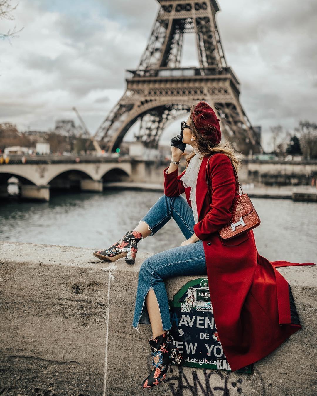 Фото в стиле парижа