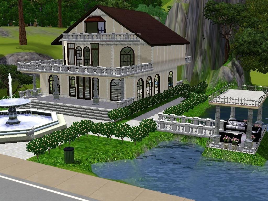 Desain Rumah The Sims