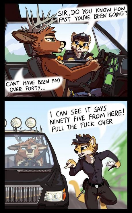 Deer gay comics