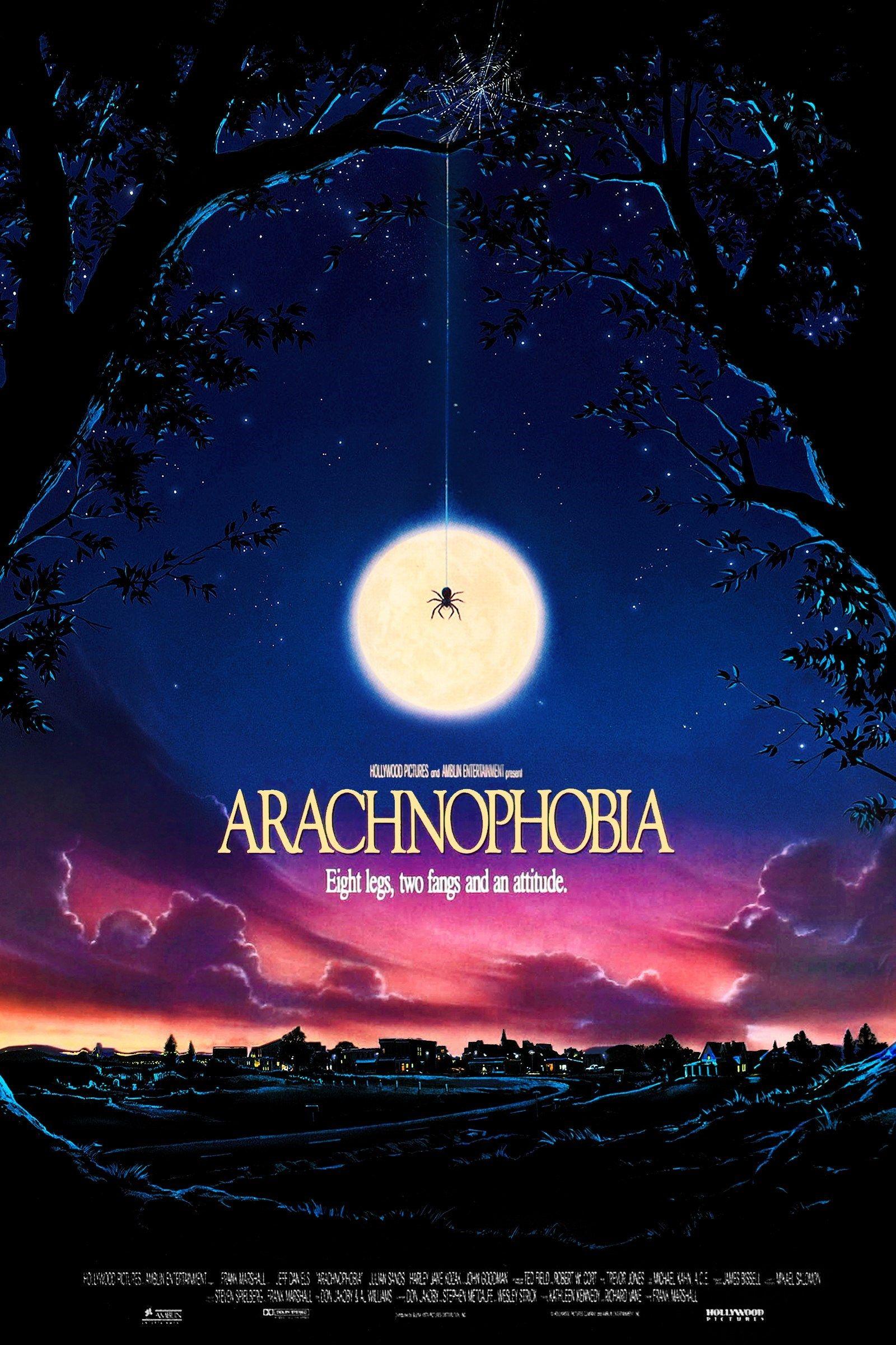 Risultati immagini per ARACHNOPHOBIA ( 1990 ) movie poster