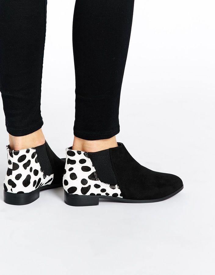Buy Women Shoes / Asos Aiza Leather Chelsea Ankle Boots