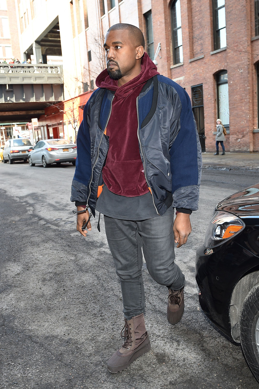 The 21 Best Dressed Men Of 2015 Details Kanye West Style Kanye West Outfits Kanye West