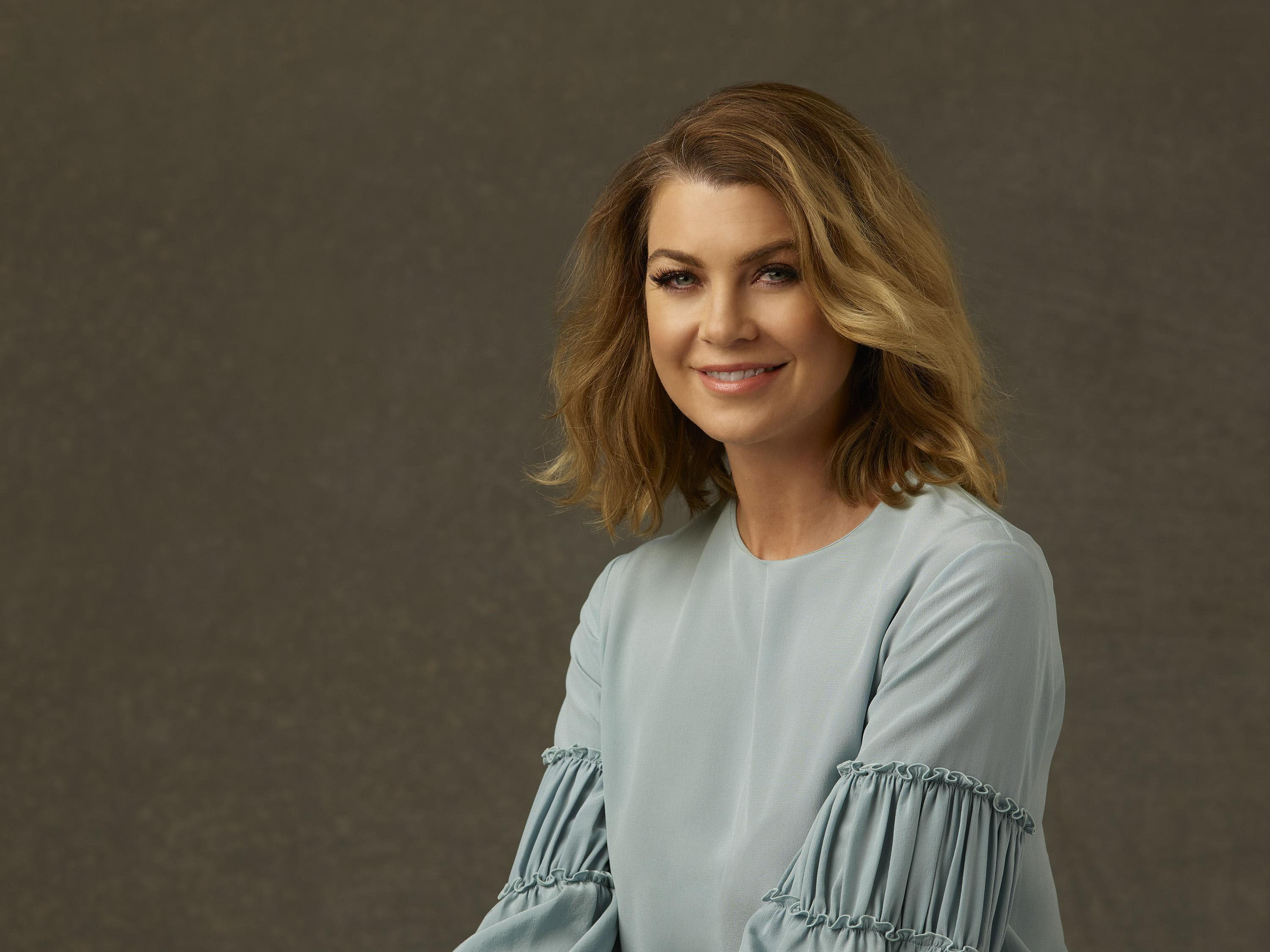 Ellen Pompeo Explains New Hair, Minimal \'Grey\'s Anatomy\' Makeup ...
