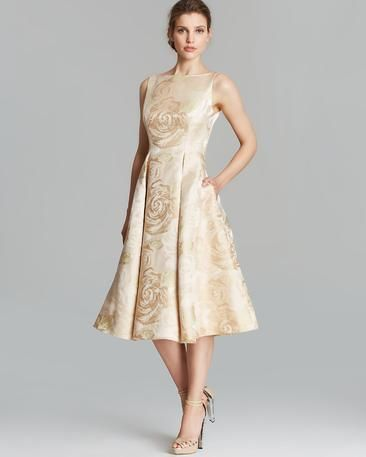 Beautiful Champagne Fl Dress For Mother Of The Bride Perfect A Country