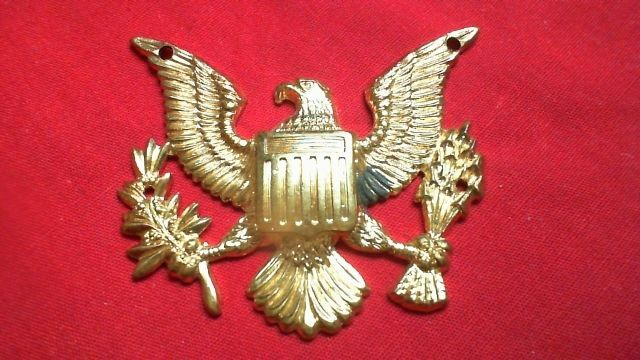 Vintage United States Army Metal Eagle R8T2 | United states army ...