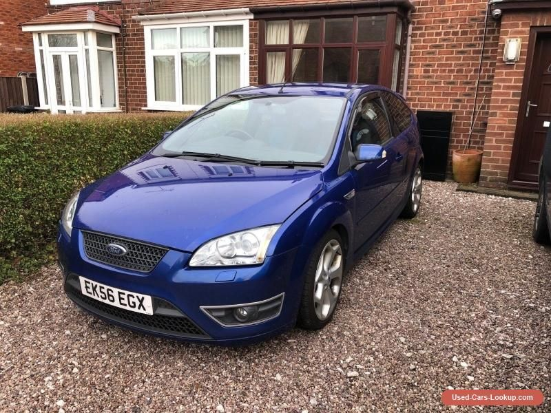 Car For Sale Ford Focus St2 2006