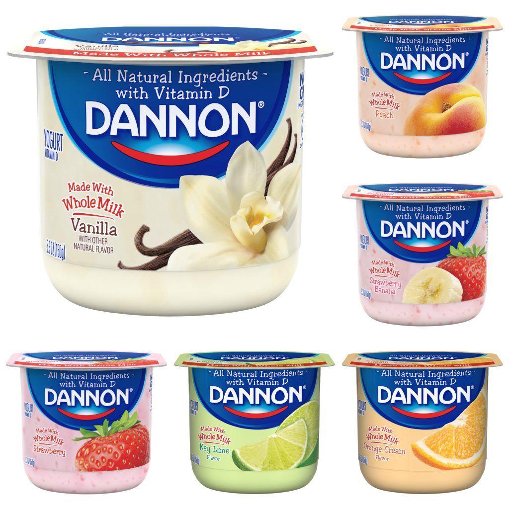 Big Changes For Dannon Yogurt A Better Yogurt For A Better Planet