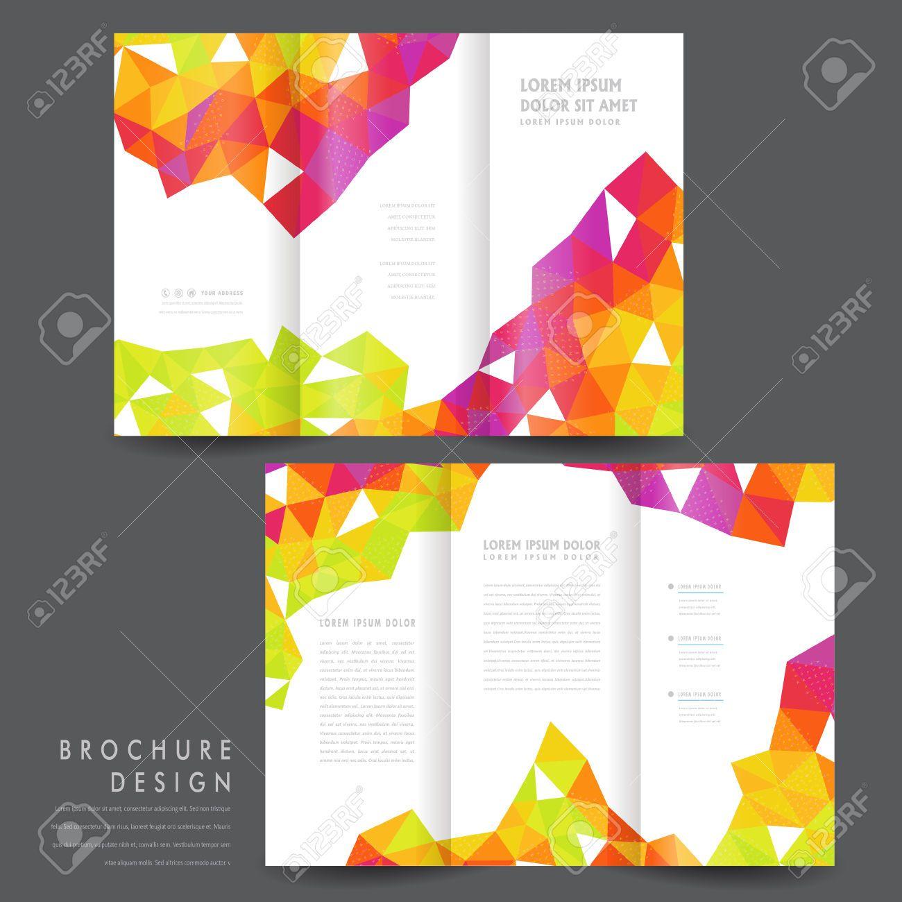 colores folletos - Buscar con Google | 3ªEV UT5-6 Práctica 3 Folleto ...