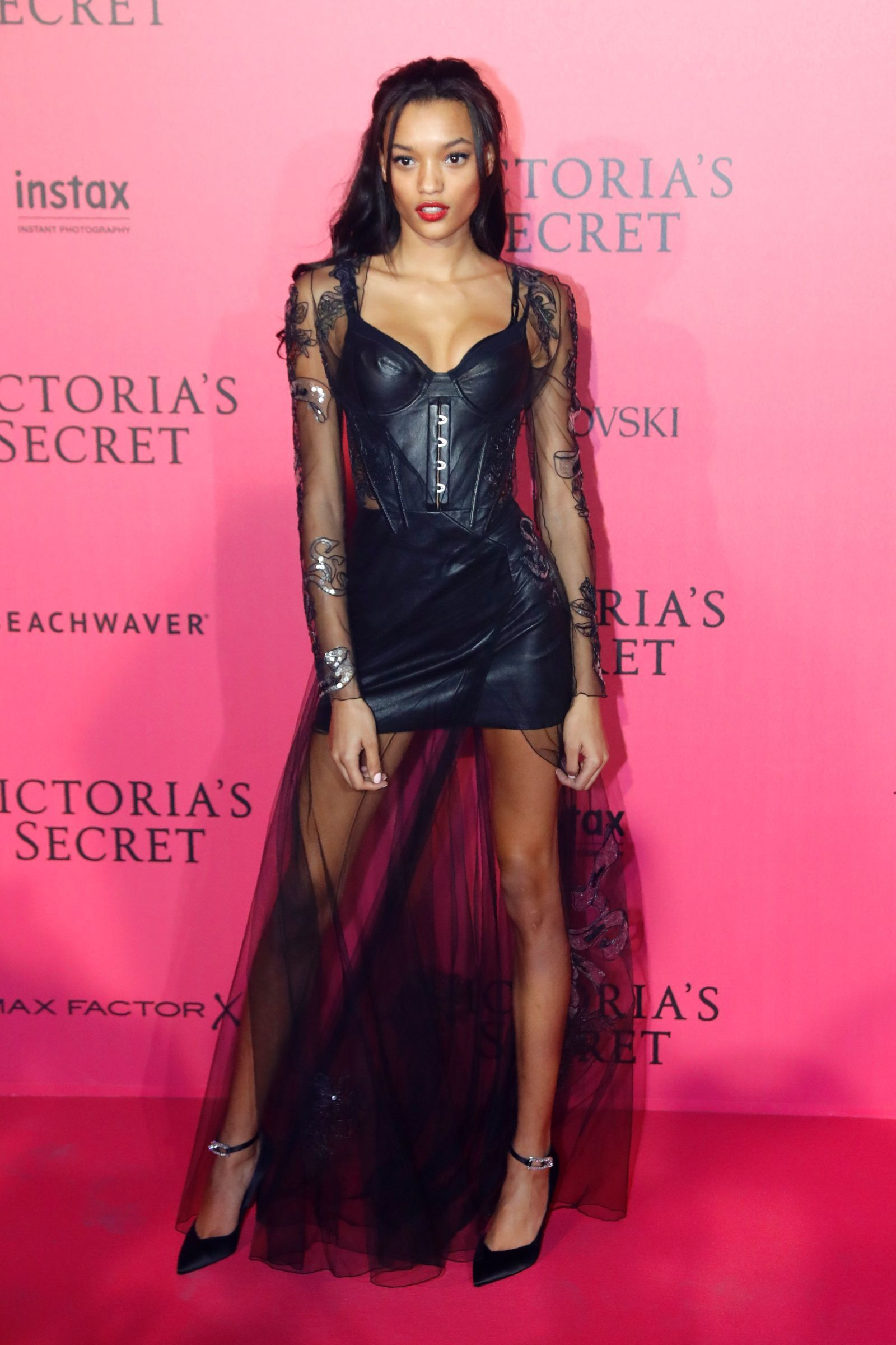 All the Looks From the Victoria\'s Secret Fashion Show After-Party