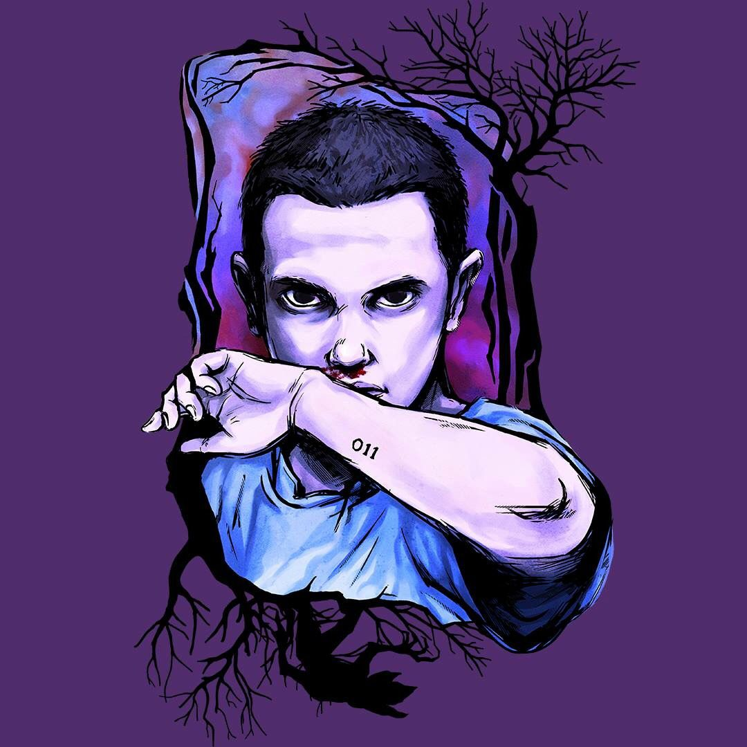 Eleven stranger things pinterest stranger things for Eleven tattoo stranger things