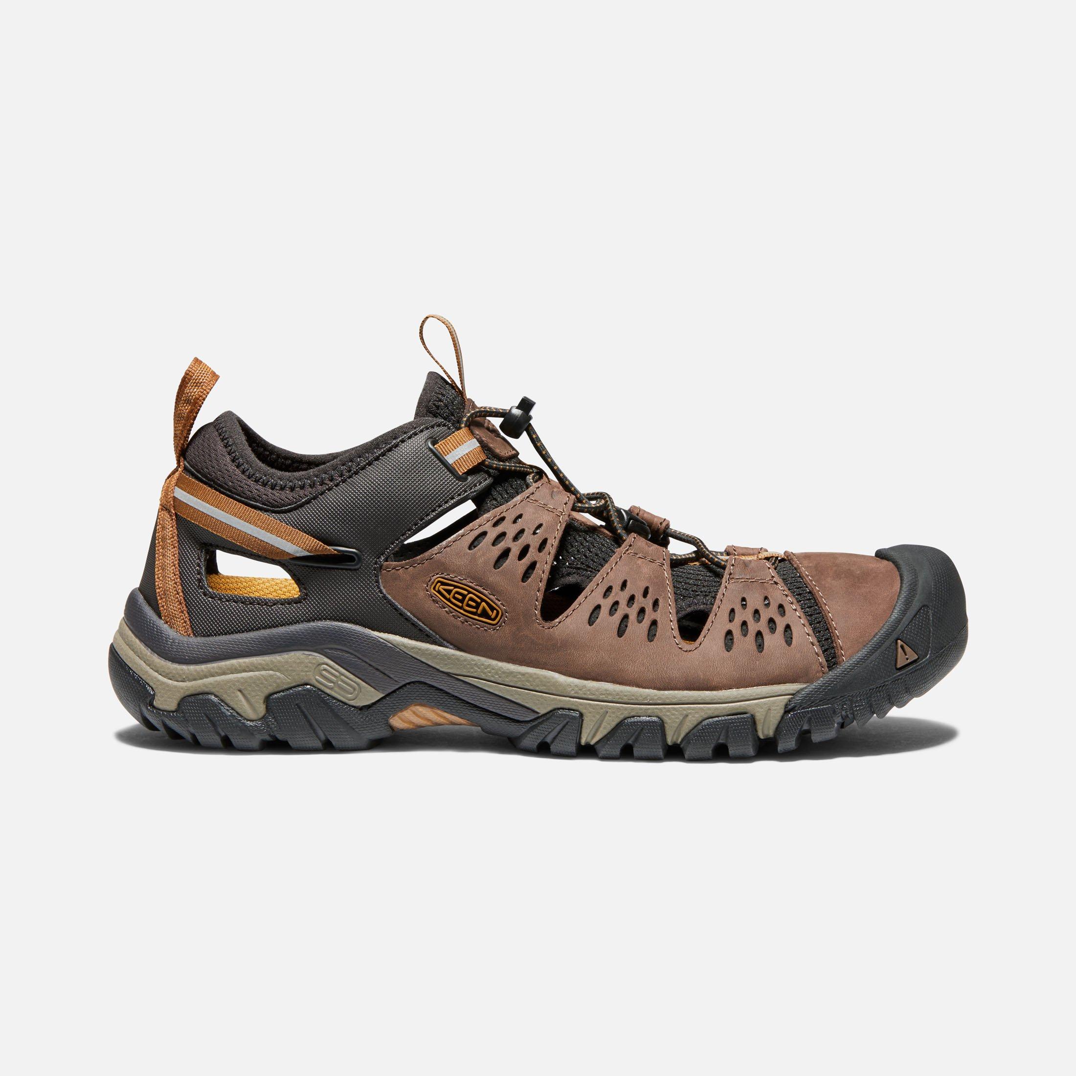 4a89f7a33e Keen Men's Arroyo III Sandals Size 11.5, In Cuban/Golden Brown in ...