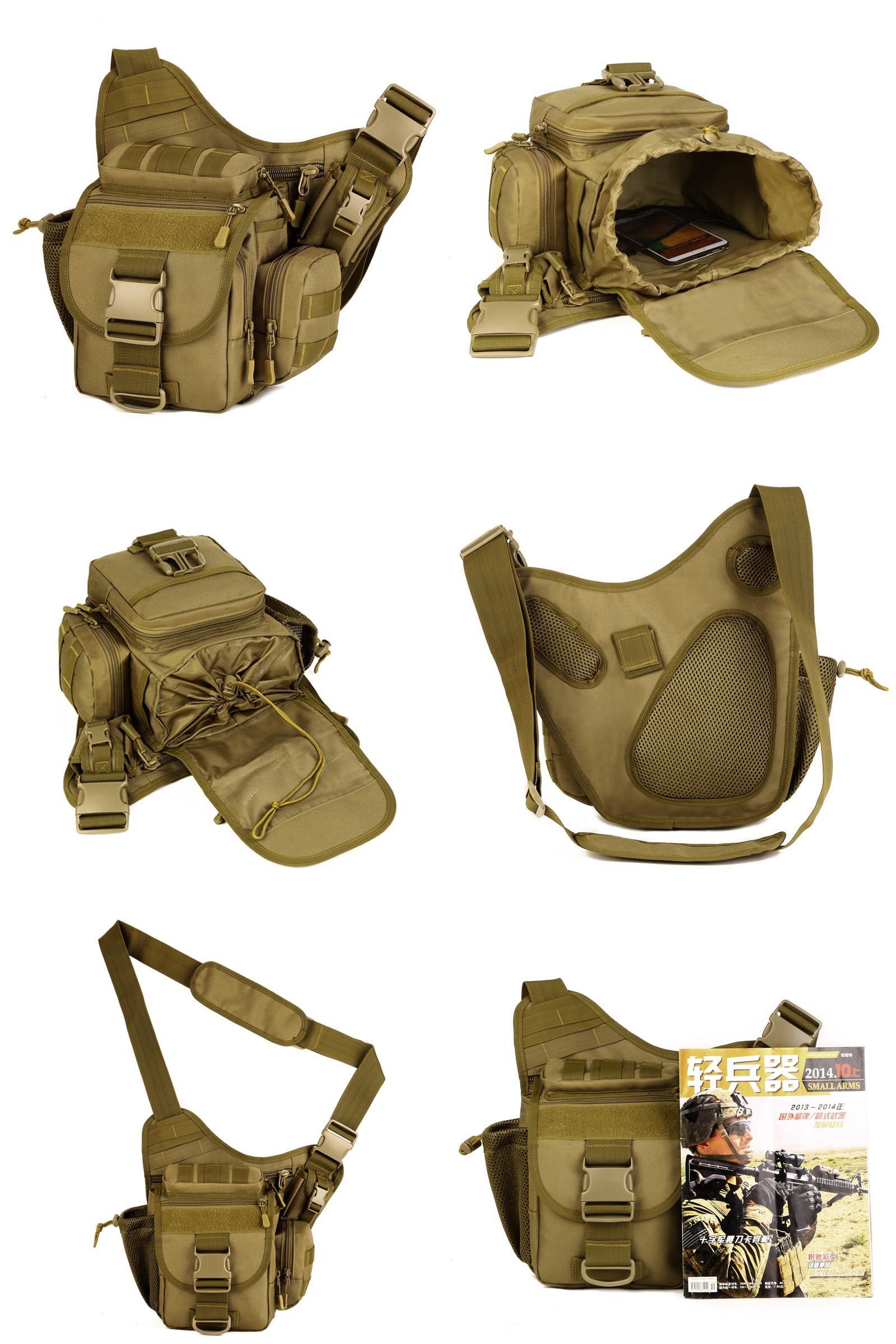 Visit to Buy] Multi-purpose Saddle Bag SLR camera bag Camo Nylon ...